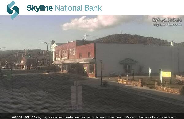 carolina Franklin webcam north